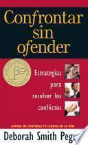 libro Confrontar Sin Ofender