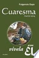 libro Cuaresma 2014, Vívela Con Él