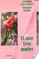 libro El Amor Tiene Nombre