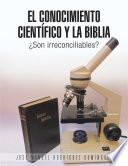 libro El Conocimiento Científico Y La Biblia