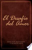 libro El Desaf'o Del Amor