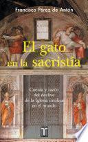 libro El Gato En La Sacristía