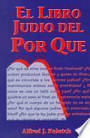 libro El Libro Judío Del Por Qué