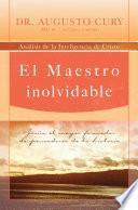 libro El Maestro Inolvidable