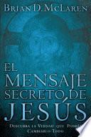 libro El Mensaje Secreto De Jesús