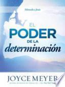 libro El Poder De La Determinación