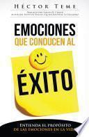 libro Emociones Que Conducen Al Éxito