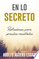 libro En Lo Secreto