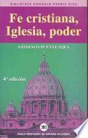 libro Fe Cristiana, Iglesia, Poder