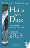 Hablar Con Dios   Agosto 2018