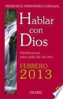 Hablar Con Dios   Febrero 2013