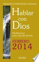 Hablar Con Dios   Febrero 2014
