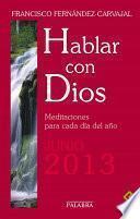 libro Hablar Con Dios   Junio 2013