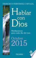 Hablar Con Dios   Octubre 2015