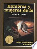 libro Hombres Y Mujeres De Fe