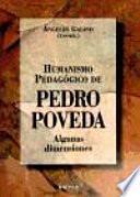 Humanismo Pedagogico En Pedro Poveda