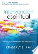libro Intervención Espiritual