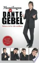 libro Monólogos De Dante Gebel