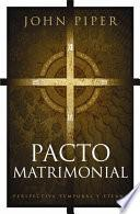 libro Pacto Matrimonial