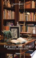 libro Paraísos Del Saber
