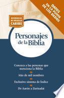 libro Personajes De La Biblia