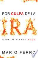 libro Por Culpa De La Ira... Casi Lo Pierdo Todo