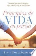 libro Principios De Vida En Pareja