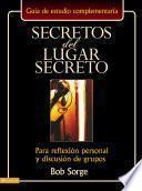 Secretos Del Lugar Secreto Guía De Estudio