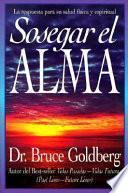 Sosegar El Alma