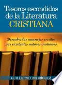 libro Tesoros Escondidos De La Literatura Cristiana