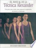 Manual De La TÉcnica Alexander, El (color)