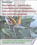 Reumatismo   Prevención Y Tratamiento Con Homeopatía, Sales De Schussler (bioquímica) Y Una Nutrición Apropiada