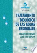 Tratamiento Biológico De Las Aguas Residuales