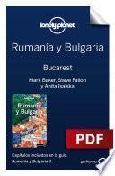 libro Rumanía Y Bulgaria 2. Bucarest